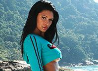 Emanuelle Diniz é dominada por Jota e fica com a buceta abertinha!